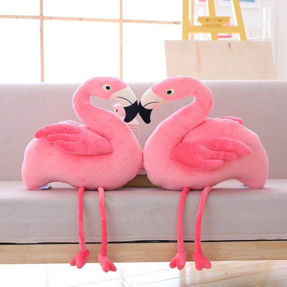 Flamingo Doll Plush Toy for Children Birthday Gift - HeyHouse