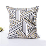 Christmas Cushion Cover Decorative Pillow/ Pillow Case Eco-Friendly Gold Sofa Seat Pillow/ Pillow Case Car Pillowcase Soft Bed Pillow/ Pillow Case - HeyHouse