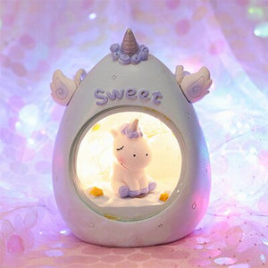 Large Size Unicorn LED Night Light For Children - HeyHouse
