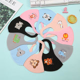 10pcs Anti Dust Breathable and Reusable Ice Silk Cloth Child Mask - HeyHouse