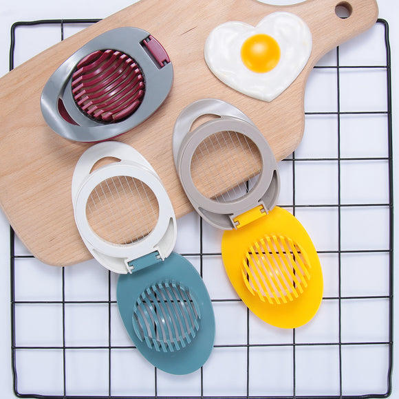 Multifunctional Egg Slicer&Cutter - HeyHouse