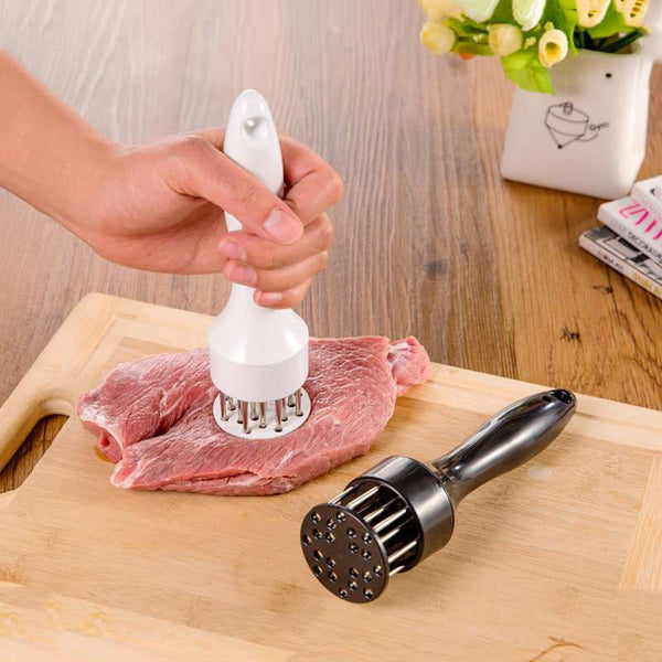 Kitchen Stainless Steel Gadget Meat Tenderizer