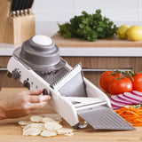 Manual Vegetable Cutter Mandoline Slicer Potato Slicer Carrot Grater Julienne Onion Dicer Kitchen Accessories Cooking Tool - HeyHouse