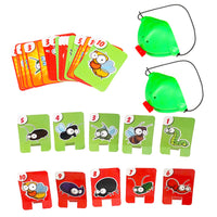 Mask Toy Interactive Desktop Athletics Party Game