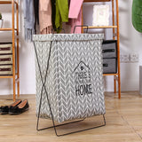 Multifunction Foldable Large Laundry Basket Waterproof Storage Basket For Home Organizer Laundry Bag Dirty Clothes Storage Shelf - HeyHouse