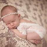 Newborn Photography Props Baby Lace Romper Fotografia Princess Costumes Clothes For Infantil Girls Phoot Shoots 0-4M Clothing - HeyHouse
