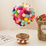 Colorful Balloon Night Light Creative Ornament - HeyHouse