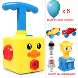 Balloons Car Science Toys for Kids Christmas Gifts