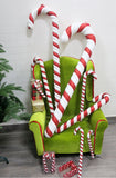 Christmas Candy Canes Christmas Hanging Ornaments - HeyHouse
