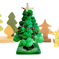 Magic Growing Christmas Tree Gift Toy Kits Funny Educational Gifts