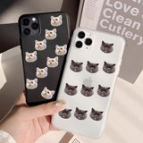 Custom Pet Multi-Face Slim Phone Case