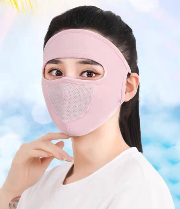 Face Mask - Ultimate Protection from Dust, Aerosols, UV & Elements - HeyHouse