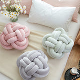 Soft Knot Cushions Bed Stuffed Knot Pillow - HeyHouse
