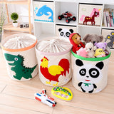 Cute Cartoon Animal storage bag for Kids Toys Organizer - HeyHouseCart