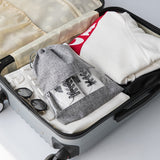 5pcs/lot Travel Shoes Storage Bag 2 Size Portable Travel Pounch with Drawstring Luggage Clothes Dust Bag Home Organizer - HeyHouse