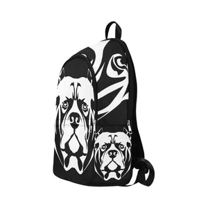 Black and White Back Pack