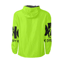 Load image into Gallery viewer, neon windbreaker Unisex