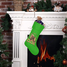 Load image into Gallery viewer, Hulk Christmas Stocking