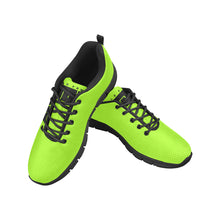 Load image into Gallery viewer, Mens world famous lime green shoes