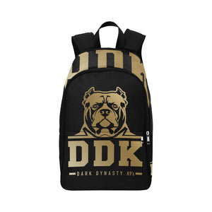 Black and Gold Back Pack