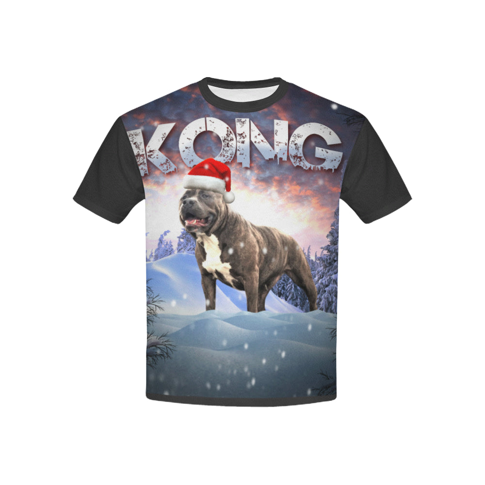 Kong Christmas T-Shirt