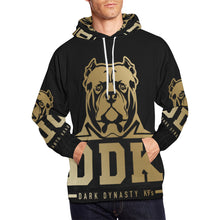Load image into Gallery viewer, Men's Gold Logo Hoodie