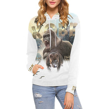 Load image into Gallery viewer, Womens Kobe Hoodie