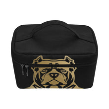 Load image into Gallery viewer, Black and Gold General Lunch Box