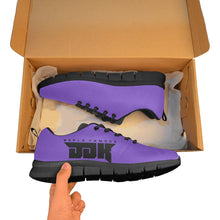 Load image into Gallery viewer, Purple World Famous Women's Breathable Running Shoes