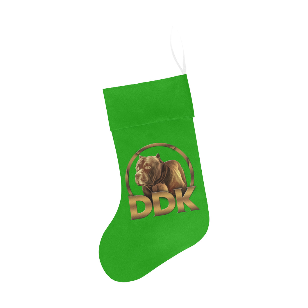 Hulk Christmas Stocking