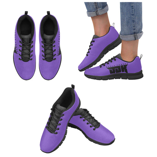 Purple World Famous Women's Breathable Running Shoes