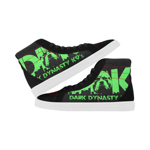 ~*~ONLY AVAILABLE FOR A LIMITED TIME~*~ Women's Green Logo Shoes