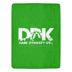 DDK Ultra-Soft Micro Fleece Blanket (3 Different Sizes) (7 Different Colors)