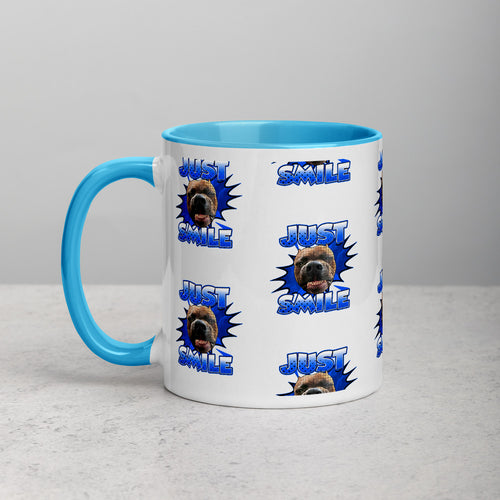 Kong smile mug (5 Different Colors)