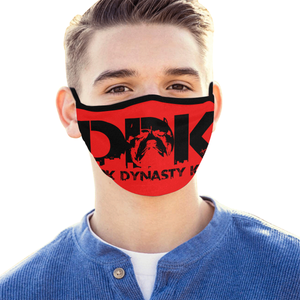 DDK Face Mask - Adult and Kid sizes