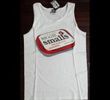 Biggie Smalls (Tank Top) White