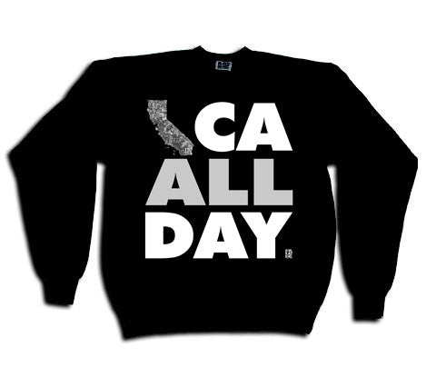 CA All Day Crewneck