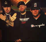 Demigodz L-R Apathy, Celph Titled and Ryu