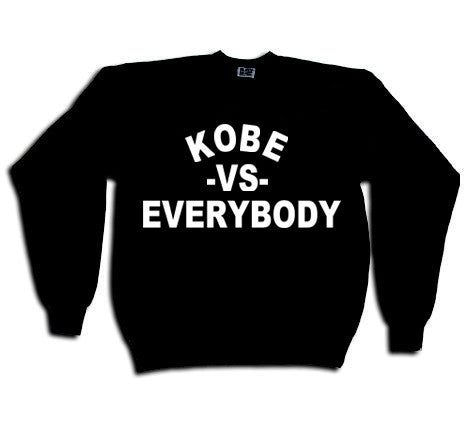 KOBE VS EVERYBODY Crewneck