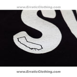 Erratic Shark (Learn To Swim) Tee