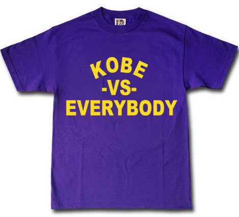 KOBE VS EVERYBODY (LAL Ed.)