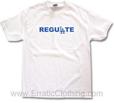ReguLAte (White) Blue Print