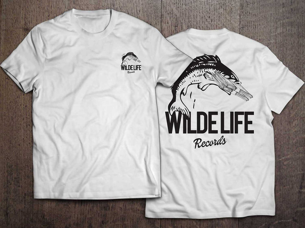 Wilde Life Records Tee
