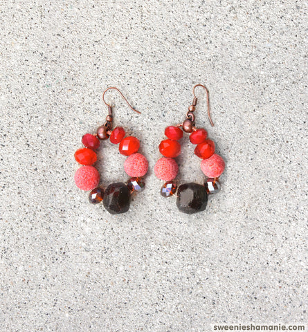 Ready To Rumble Earrings