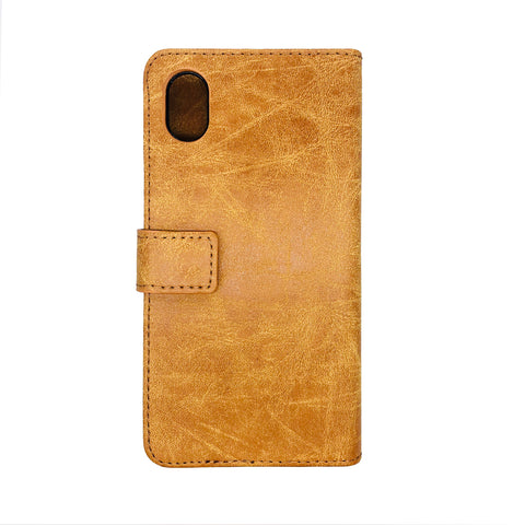 Image of iPhone XR Luxury PU Leather Wallet Case by The Very Thing!- Ships from the USA