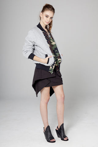 The Glasshouse Fin Skirt