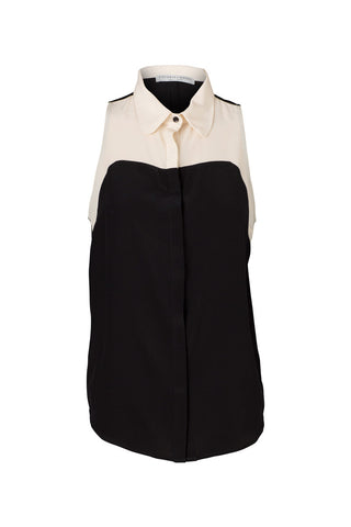 Nero Sleeveless Shirt