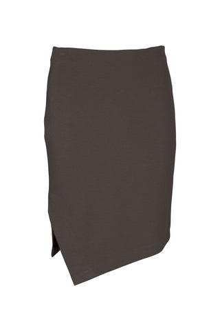 Spy Pencil Skirt Military