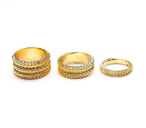 Sitella Ring Set