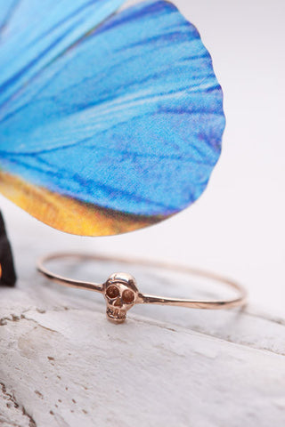 Tiny Skully Ring